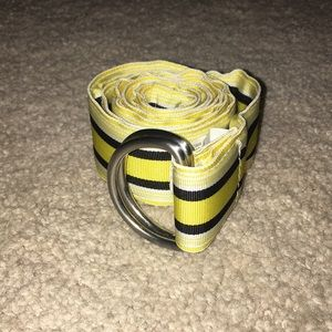 J. Crew D ring belt